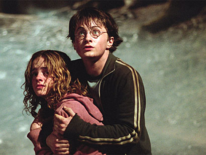 Harry & Hermoine