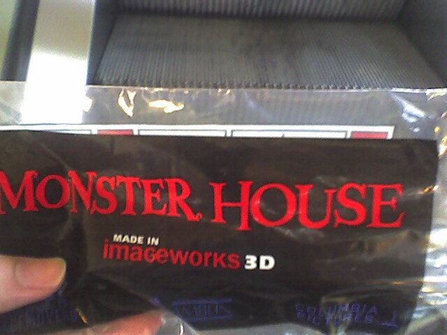 Monster House glasses